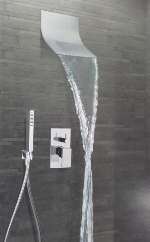 set completi soffioni doccia